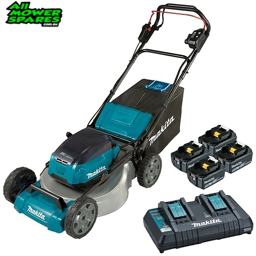 Makita Battery Powered Lawn Mowers