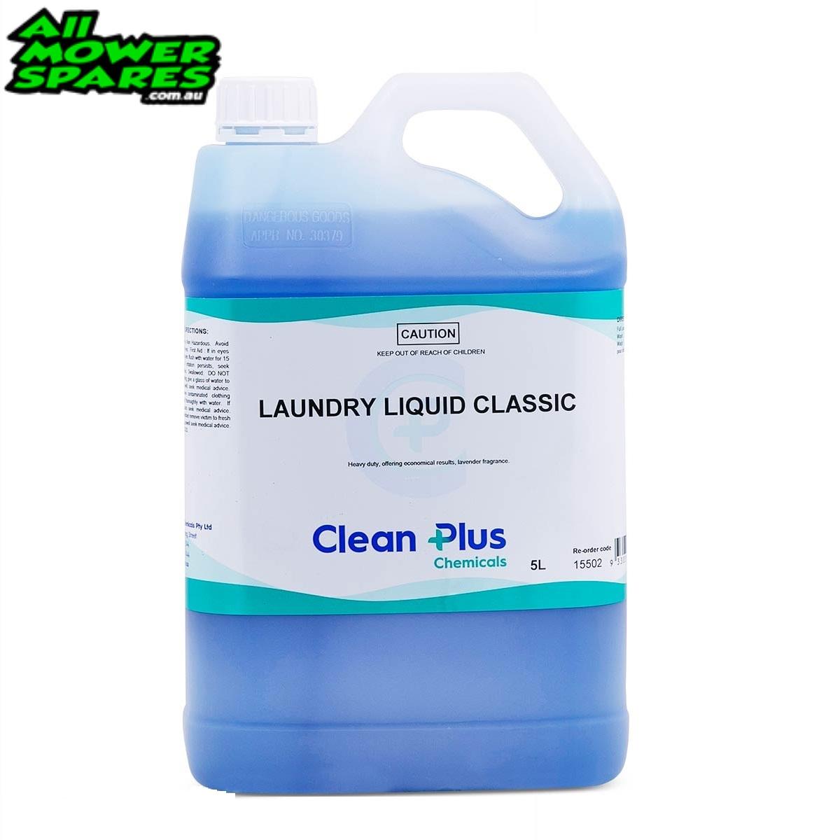 Clean Plus Laundry Liquids