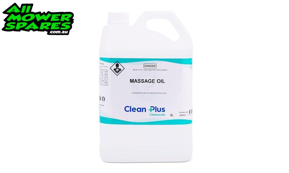 Clean Plus Massage Oils
