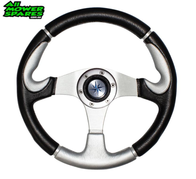 Steering, Mechanical, Hydraulic, Wheels & Controls