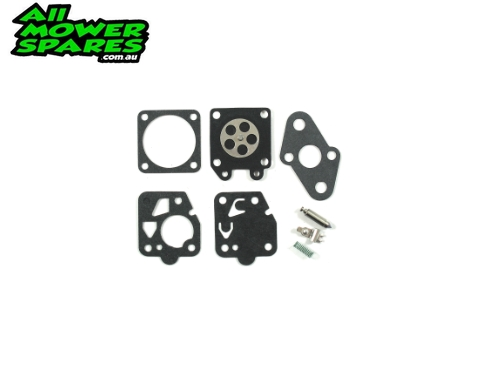CARBURETTOR KITS / PUMP DIAPHRAGMS