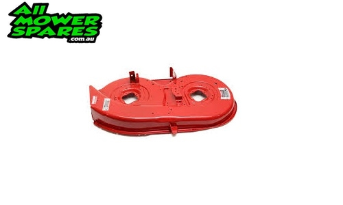 DECK SHELLS, MOWER HOUSINGS, COMPLETE DECKS
