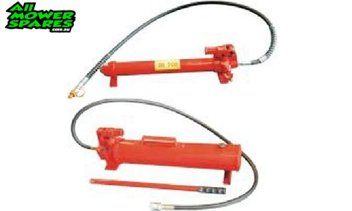 HYDRAULIC HOSES & TANKS