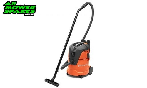 HUSQVARNA VACUUMS / SHREDDER VACS
