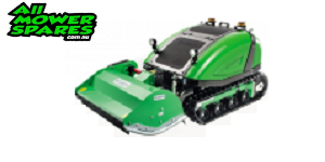 Peruzzo Green Pro Self-Propelled Remote Controlled Flail Mowers