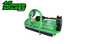 Peruzzo Green Pro Tow Behind Flails
