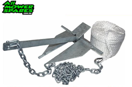 Anchors, Anchoring, Mooring & Accessories