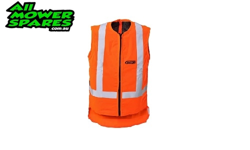 SAFETY JACKETS & VESTS