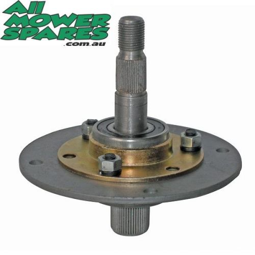 2 OEM SPEC Troy Bilt Tractor Mower Deck Spindle AssemblyPulley Part 918-04822A