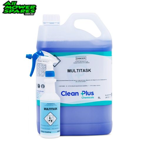 5L Multitask - Clean Plus degreaser and stripper