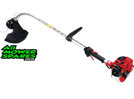 Shindaiwa F226S 2-Stroke Curved Shaft Professional Loop handle Line Trimmer With 21.2cc Engine