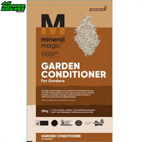 Mineral Magic 20KG Garden Conditioner - Water and Nutrient Retention