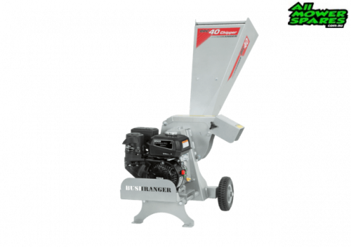 Bushranger BRC40 Wood Chipper 40mm Twin-Blade Kohler 208cc Command Pro