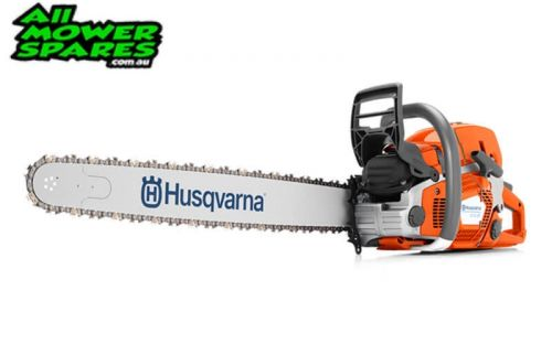 Husqvarna 572 XP 20 Inch Bar Professional Chainsaw Powered by 2-Stroke 70.6cc 4.3 kW Engine