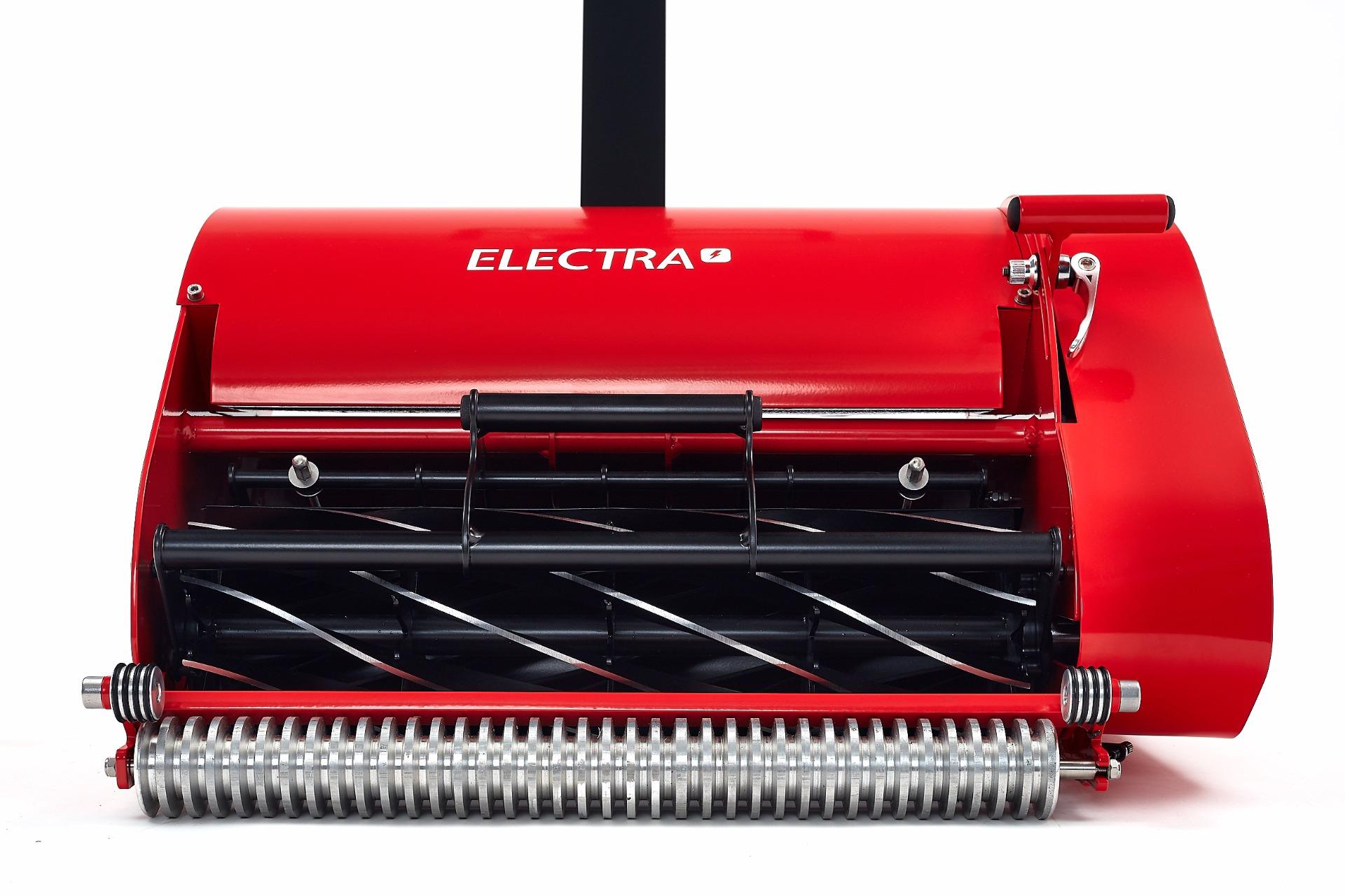 accu cordless model Electra lawn mower