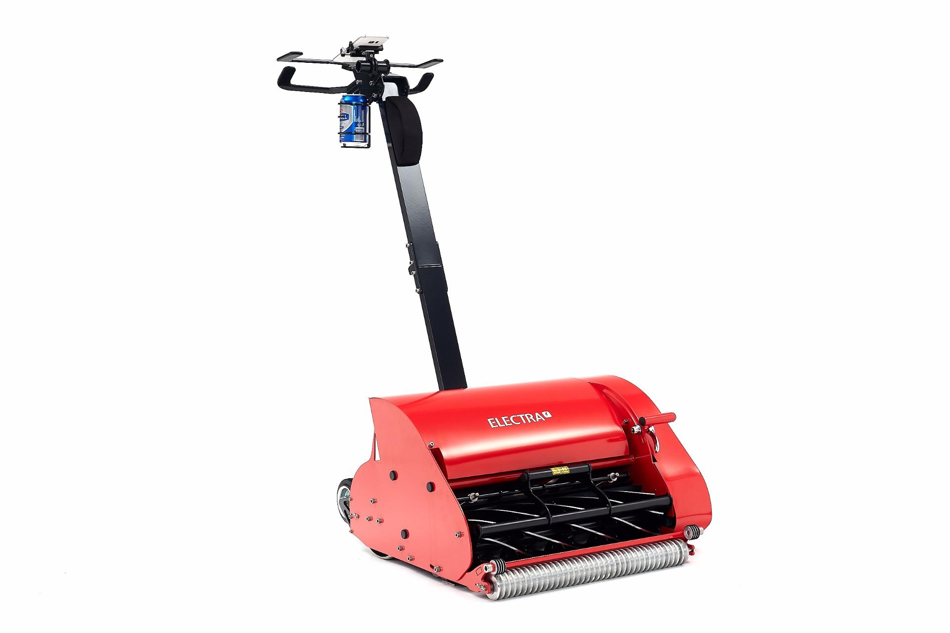 electric cordless model Electra lawn mower